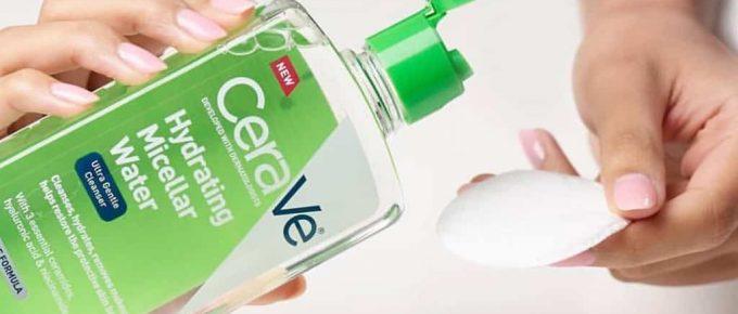 Best Drugstore Micellar Water