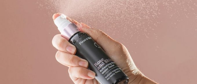 Best Rosewater Facial Spray